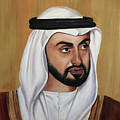 Abu Dhabi Crown Prince by Fiona Jack