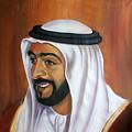 Abu Dhabi  by Fiona Jack