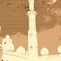 abu dhabi The Minaret by Adam Asar