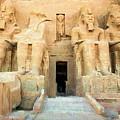 Abu Simbel 2 by Roy Pedersen