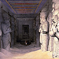 Abu Simbel Temple, 1838 by Science Source