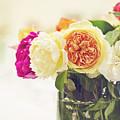 Abundance Of Florabunda by Heather Applegate