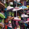 Abundance Of Shoes by Dan Hartford