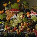 Abundant Fruit by Severin Roesen