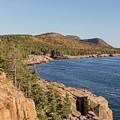 Acadia Coastline by Paul Schultz