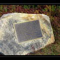 Acadia National Park Centennial Plaque by Sherman Perry