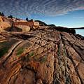 Acadia Rocks by Neil Shapiro