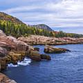 Acadia's Coast by Chad Dutson