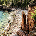 Acadia's Monument Cove by Susan Garver