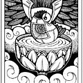 Ace Of Cups by Jaeme Case
