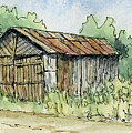 Aceo No 1 Abandoned Shed by David King