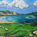 Achill Island by Annie Scheumbauer