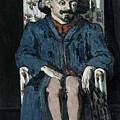 Achille Emperaire by Cezanne