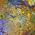 Acid Vs Texture by Darla J Bower Oder