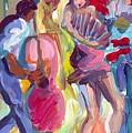 Acordian Collo by Saundra Bolen Samuel