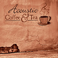 Acoustic Coffee And Tea - 1c2b by Greg Jackson