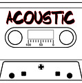 Acoustic Music Tape Cassette by Bigalbaloo Stock