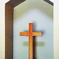 Across A Cross by Joy Tudor