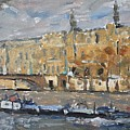 Across  From The Louve by Owen Hunt