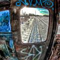 Across The Tracks by Joshua Ball