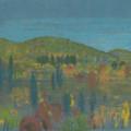 Across The Valley by Arthur Bowen Davies