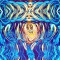 Acrylic On Ali by Zazl Art