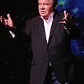Actor And Comedian William Shatner by Concert Photos