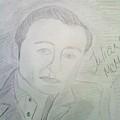 Actor Julian Mcmahon by Charita Padilla