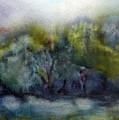 Ada River by Jasna Dragun