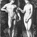 Adam & Eve by Granger