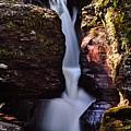 Adams Falls by Larry Ricker