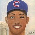 Addison Russell by Cleofe Casambre