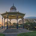 Adelaide Dusk by Ray Warren