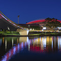 Adelaide Oval Elegance by Ray Warren