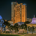 Adelaide Riverfront by Ray Warren