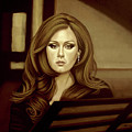 Adele Gold by Paul Meijering