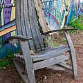 Adirondack Chair ? by Robert VanDerWal