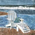 Adirondack Chair by Debbie DeWitt