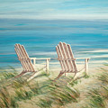 Adirondack Chairs by Tina Obrien