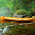 Adirondack Guideboat by Frank Houck