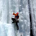 Adirondack Ice Climber  by Brendan Reals