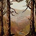 Adirondack Landscape by Ralph Albert Blakelock