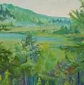 Mountain View by Cheryl LaBahn Simeone
