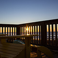 Adirondack Sunrise by Karl Holzapfel