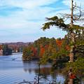 Adirondack View by Robert Och