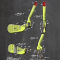 Adjustable Golf Club by Ray Walsh