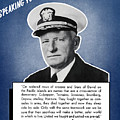 Admiral Nimitz Speaking For America by War Is Hell Store