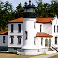 Admirality Head Lighthouse by Sonja Anderson