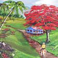 Admirando El Campo by Luis F Rodriguez