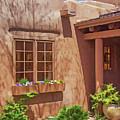 Adobe Gallery, Santa Fe by Jack Zievis